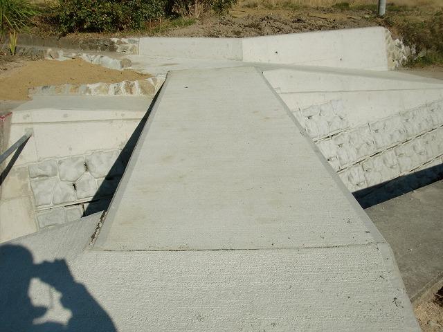 コンクリート構造物作成